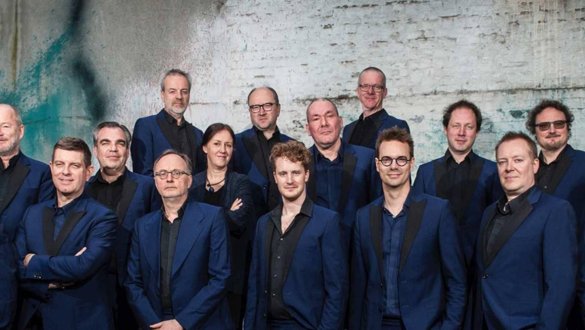 Brussels Jazz Orchestra en Erik Kriek: murder ballads