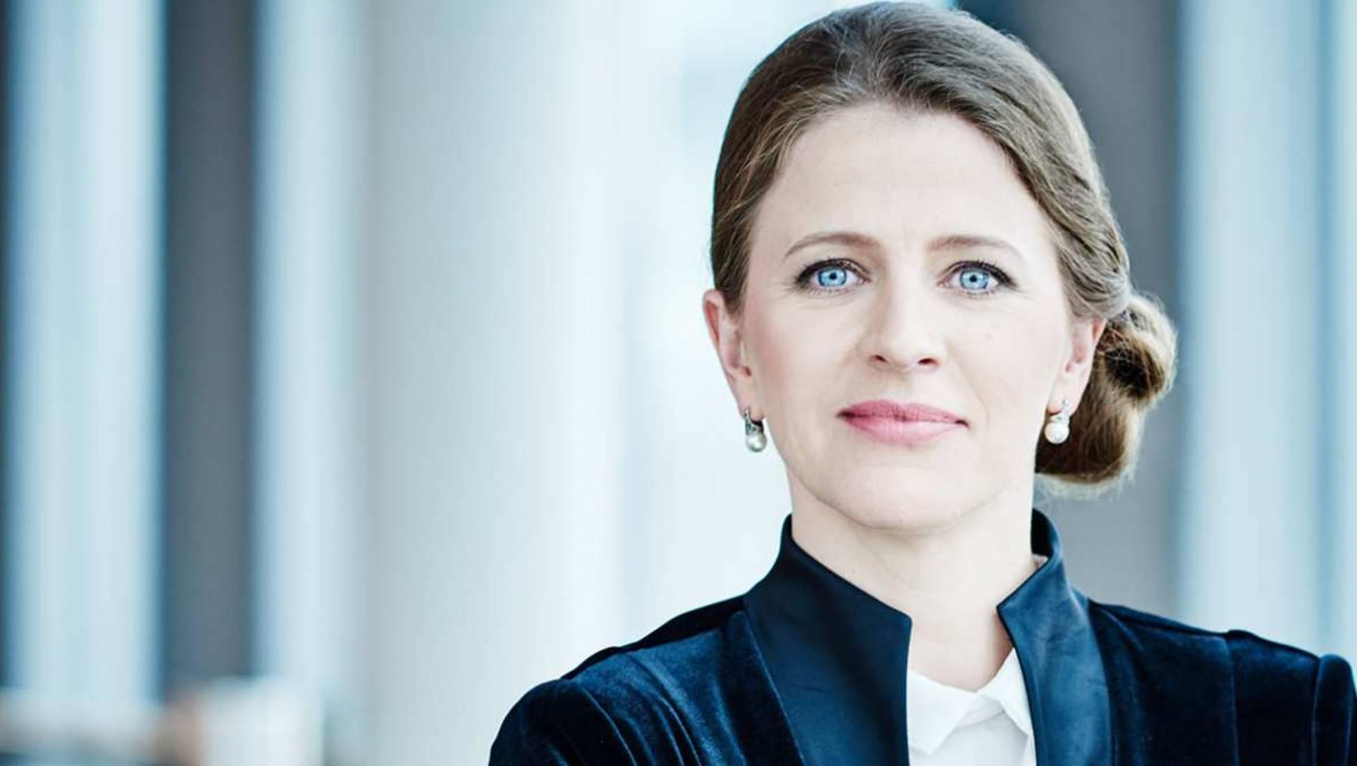 Kristiina Poska dirigeert Pärt en Sibelius