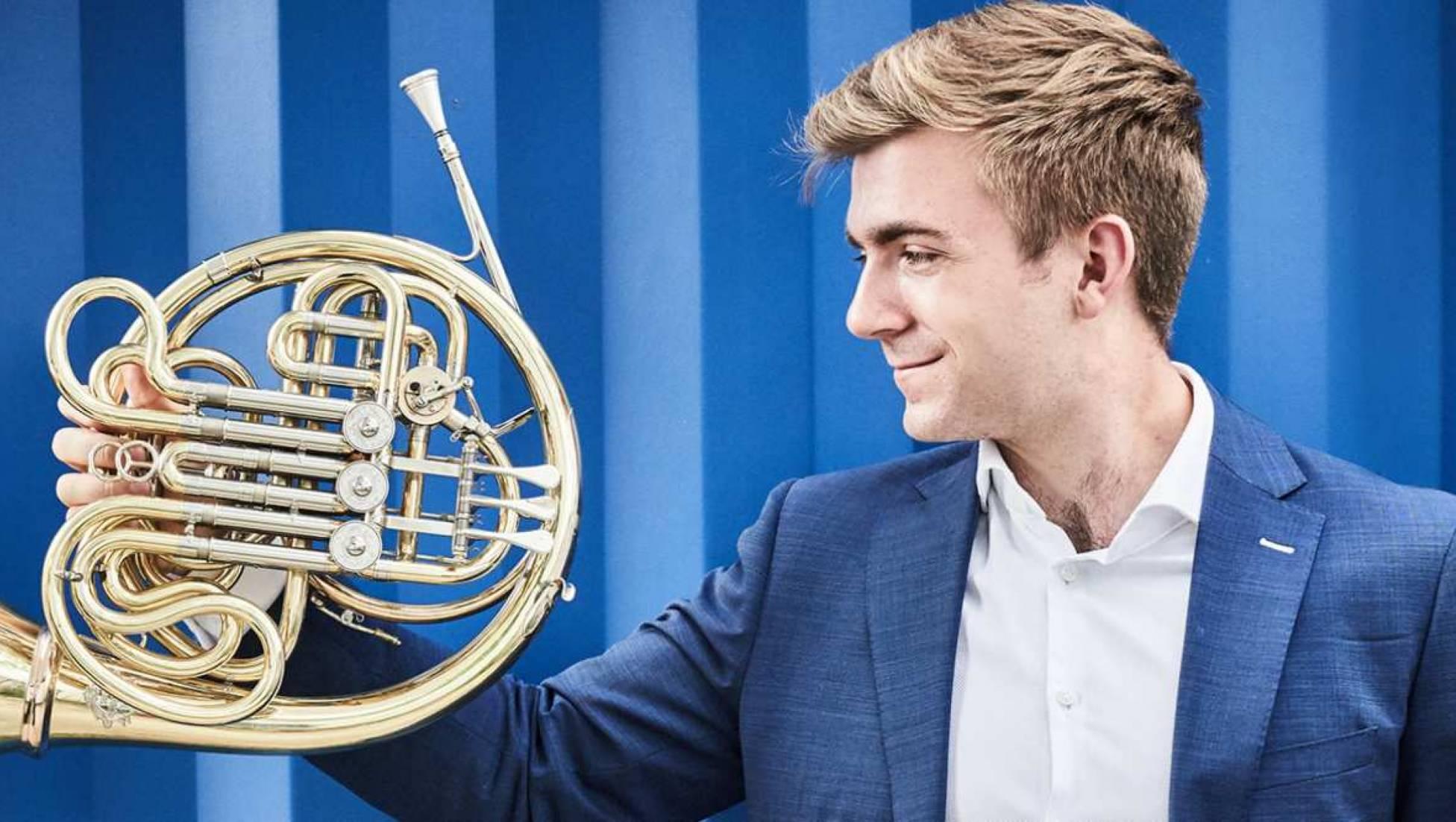 Rising Stars: hoornist Ben Goldscheider
