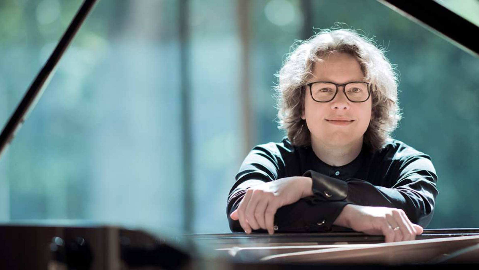Hannes Minnaar en Jeugdorkest Nederland in Ravels Pianoconcert