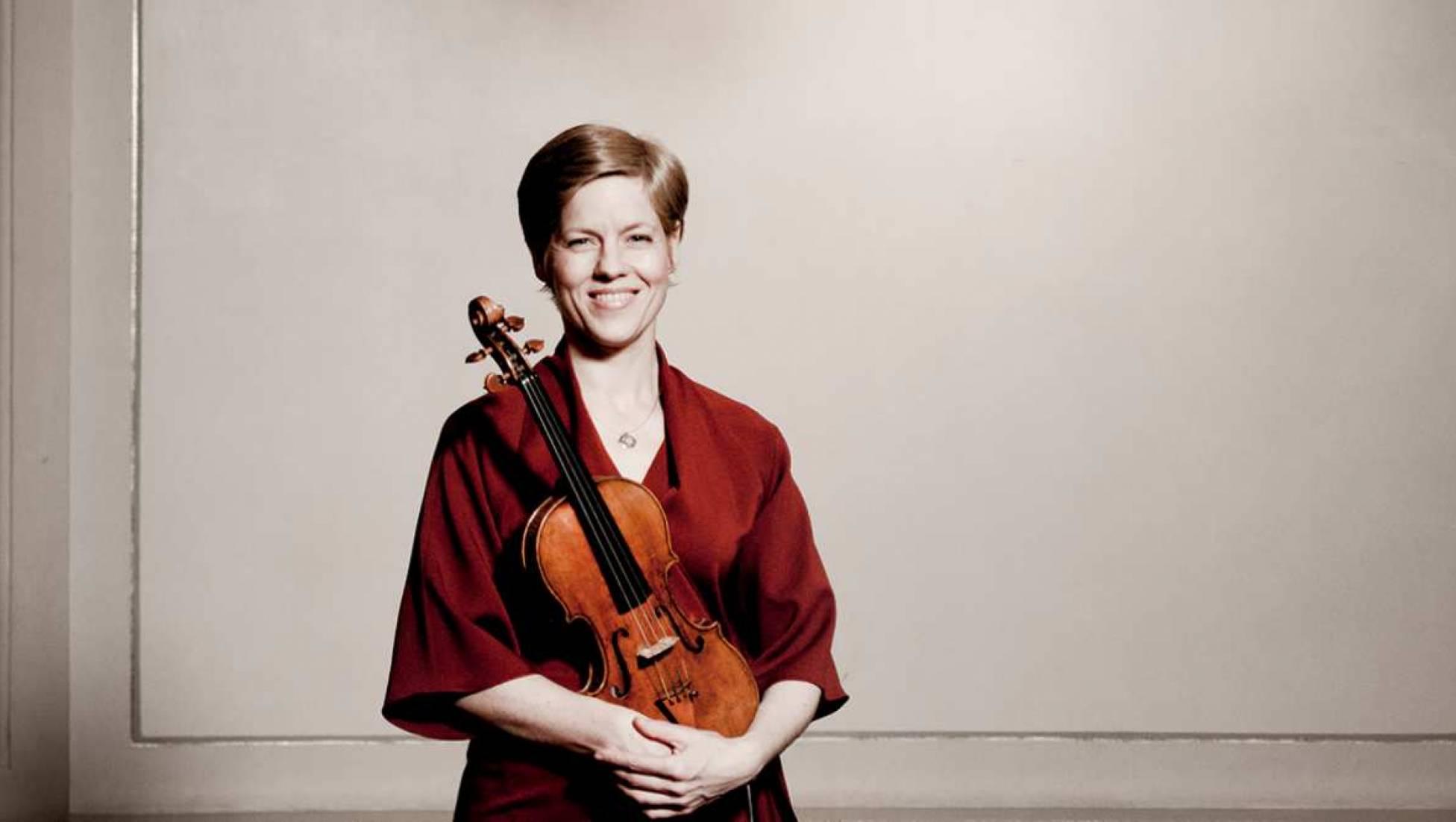 Isabelle Faust in Schumanns Vioolconcert