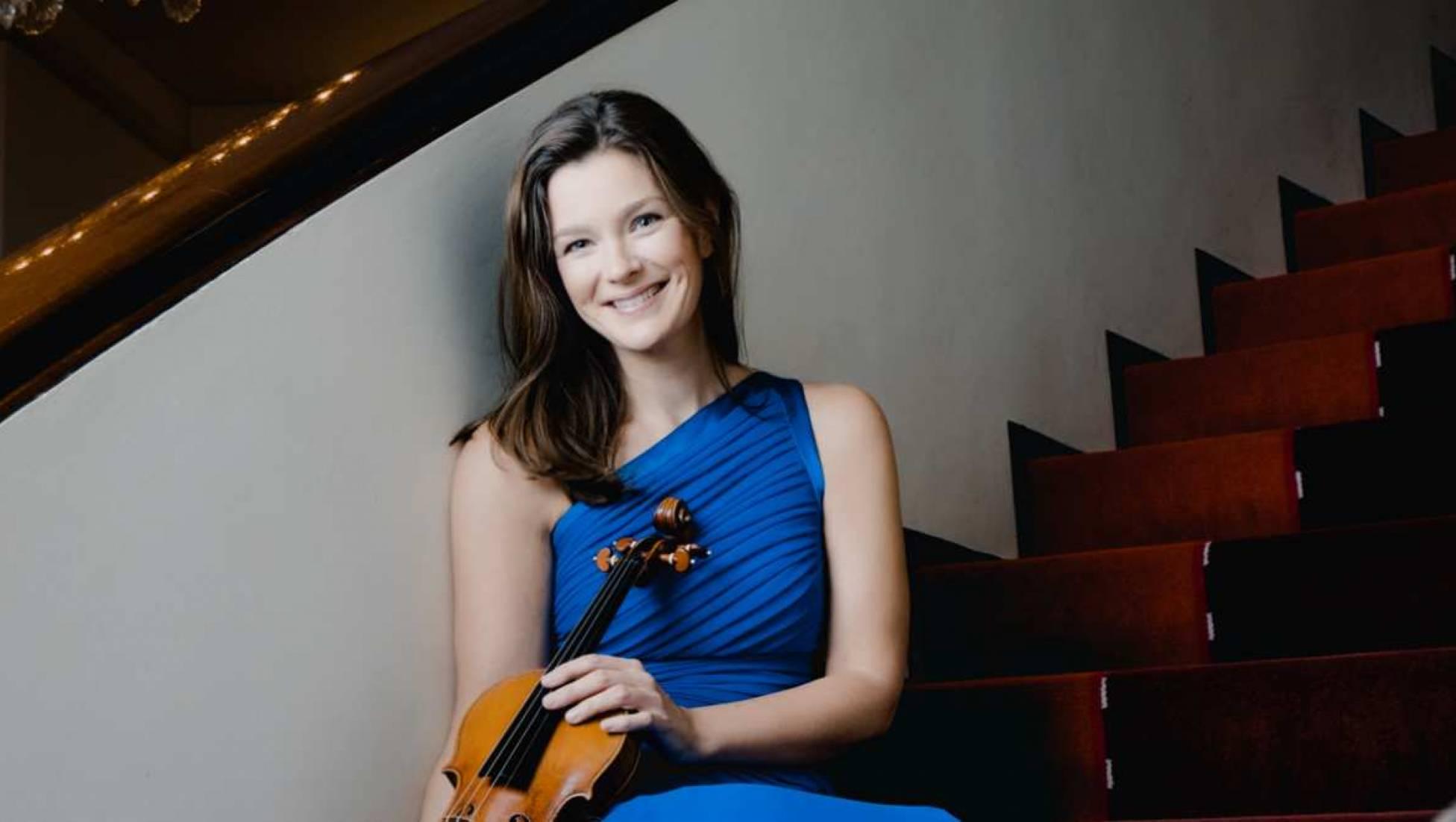 Janine Jansen en Amsterdam Sinfonietta: Vivaldi's Vier jaargetijden (Herfst en Winter)