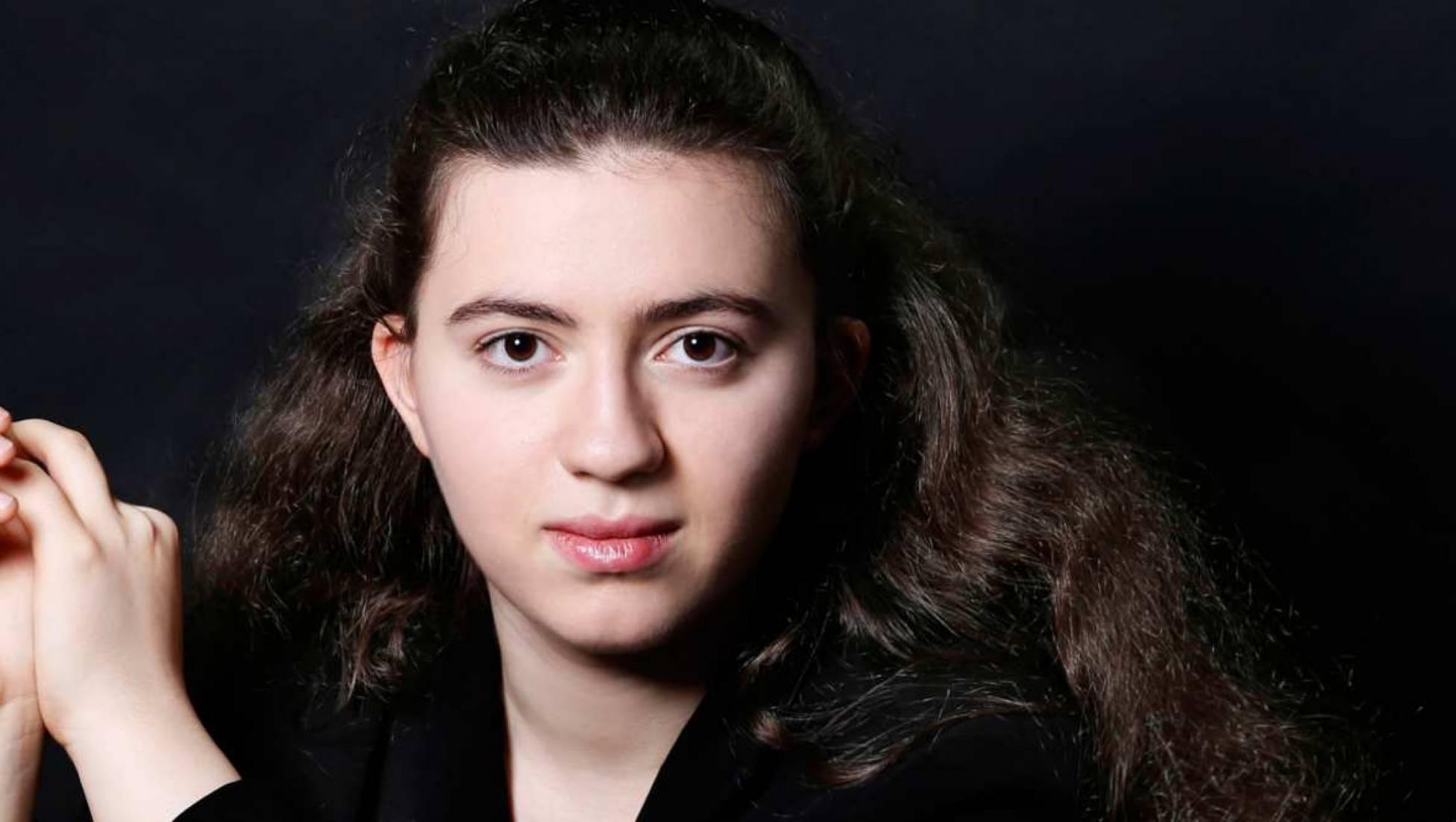 Grote Pianisten in de Kleine Zaal: Marie-Ange Nguci in Prokofjev
