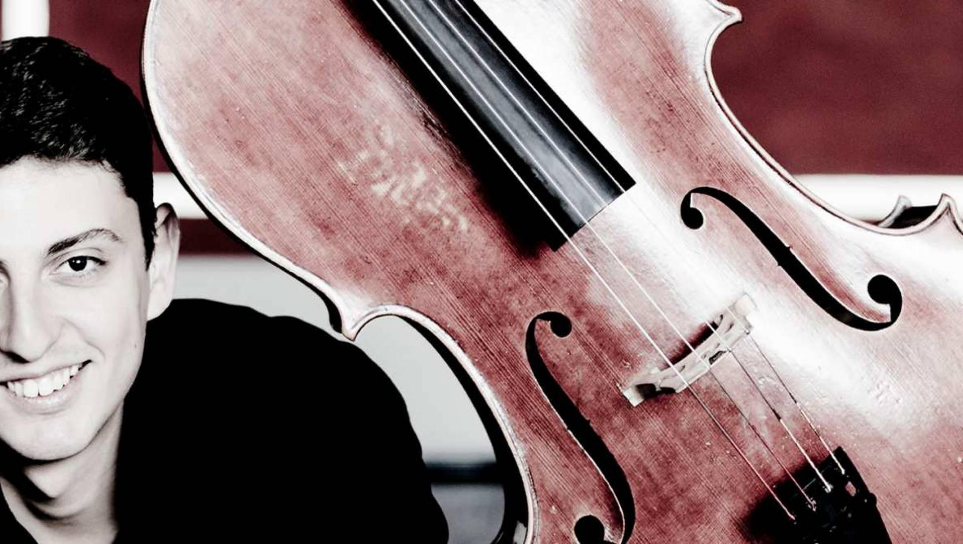 Het Middagconcert: Narek Hakhnazaryan in Elgars Celloconcert