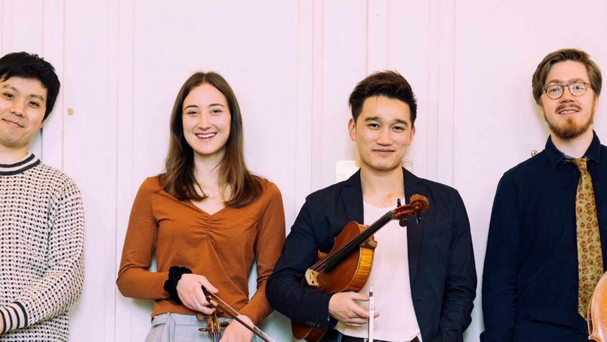 Rising Stars: Simply Quartet