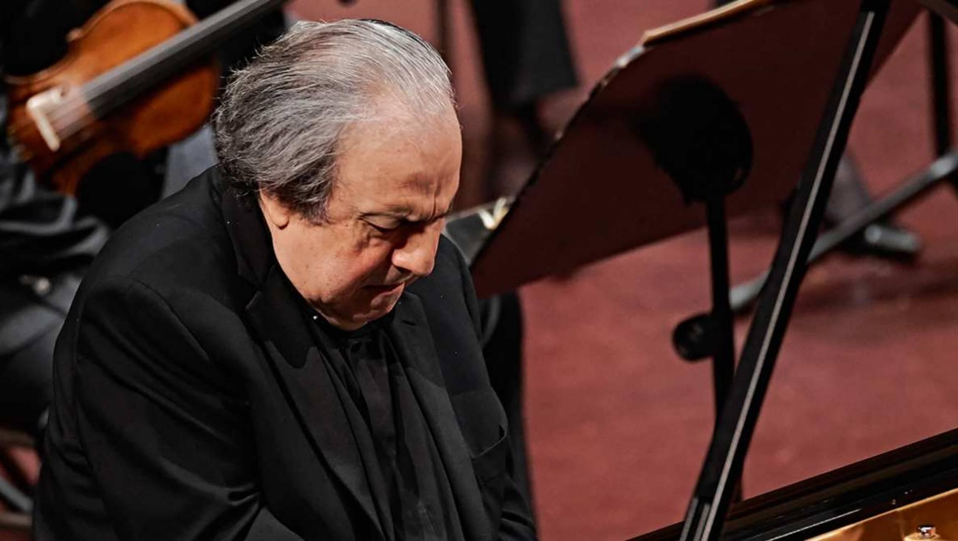 Vriendenrepetitie: Bronfmann speelt Rachmaninoff met het Concertgebouworkest